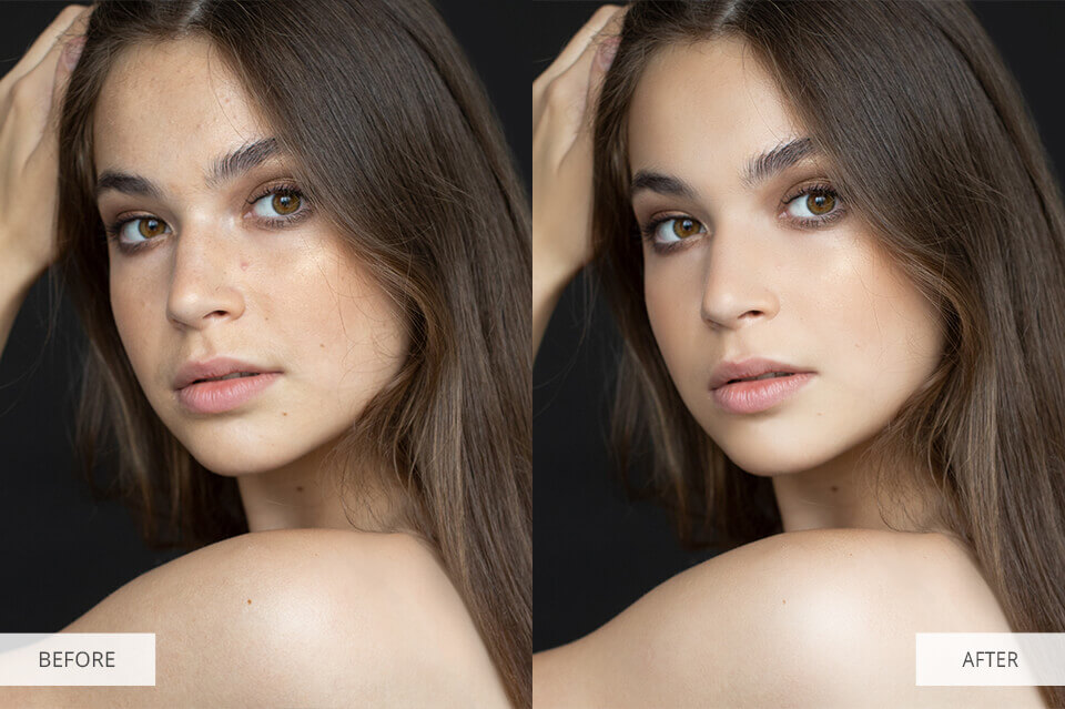 Smooth Skin Photoshop Actions